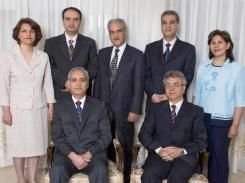 The Yaran, seven leaders jailed in 2008.