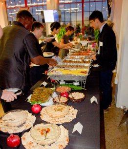Bicentenary food line