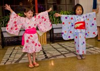 Japanese Children Performers