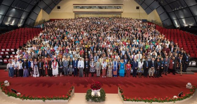 Twelfth International Baha'i Convention